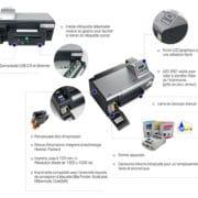 Avantages de l'imprimante VP485