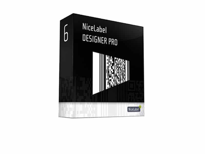 Logiciel NiceLabel designer Pro
