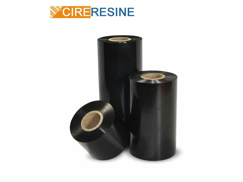 Ruban transfert thermique Flat Head cire/résine