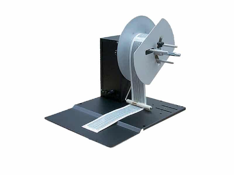 Dérouleur pour imprimante transfert thermique