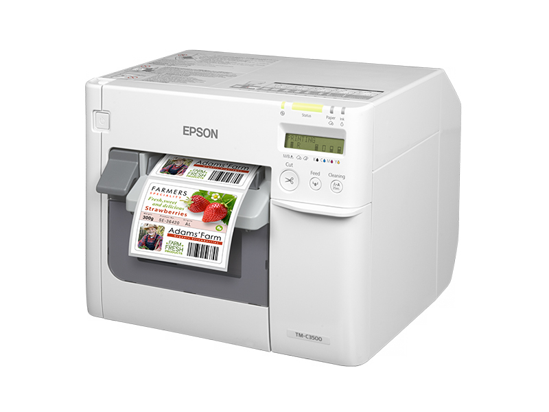 Epson Colorworks TM C3500