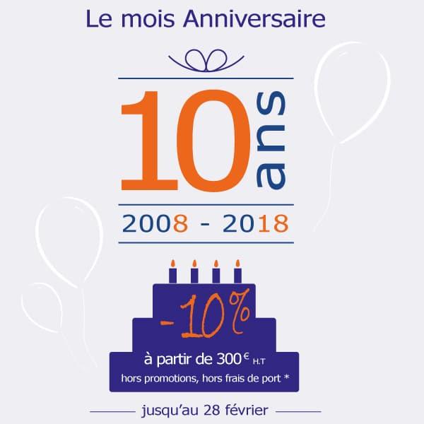 10 ans de Printeknologies