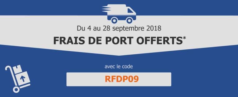 offre spéciale septembre 2018
